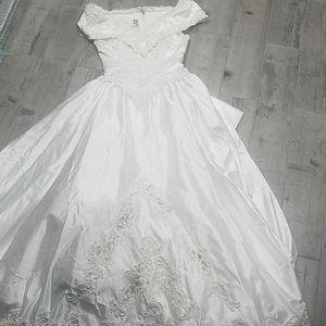 Gorgeous  Mori Lee wedding gown size 10